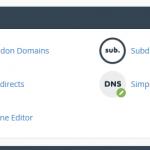 sub domain park domain