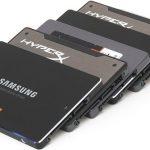 Berbagai macam SSD