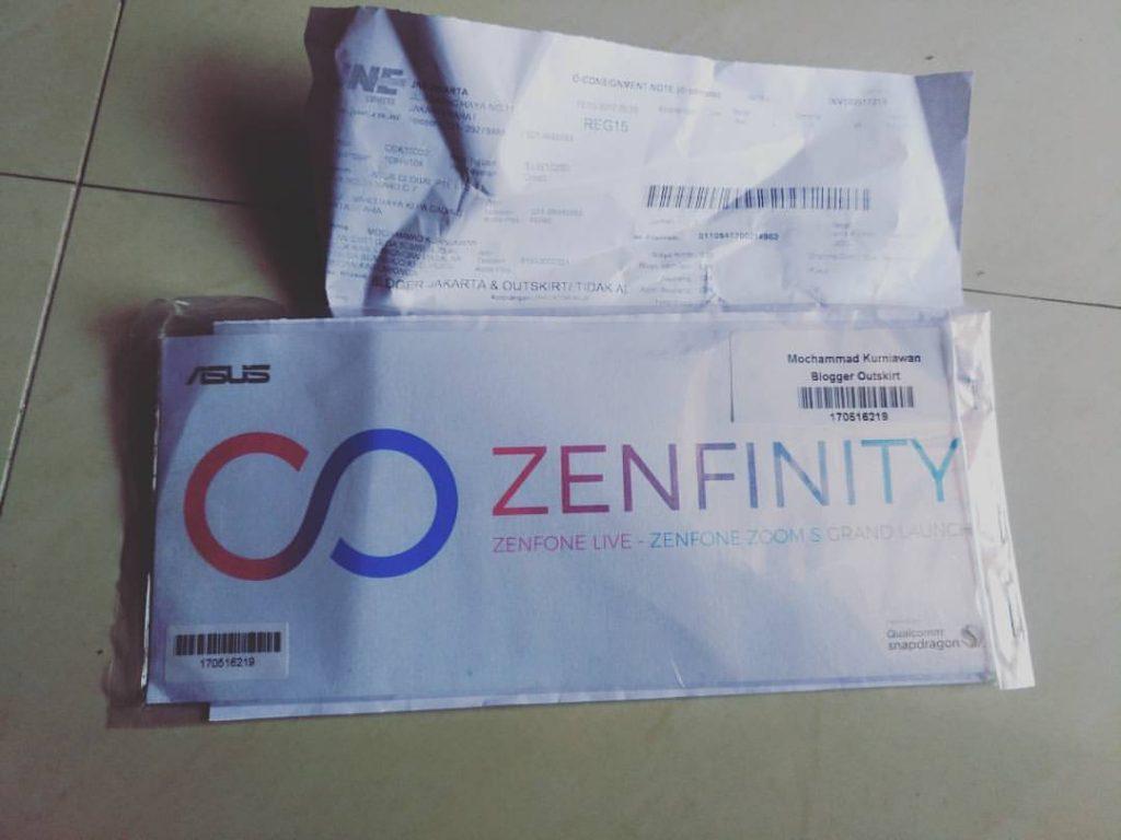undangan ZenFinity 2017