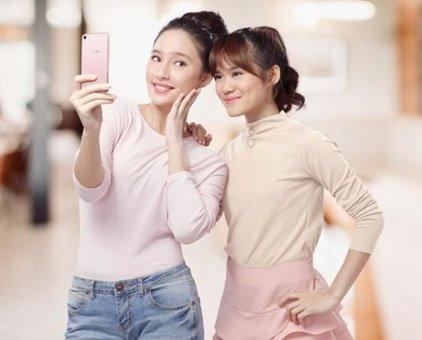 Brand Ambassador ZenFone Live yang Cantik-cantik