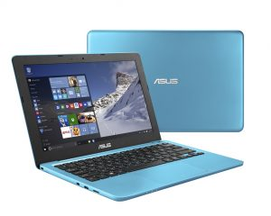 ASUS E202 Lightening Blue