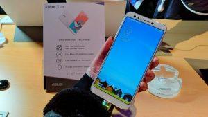 Zenfone 5 Lite dengan Snapdragon 630